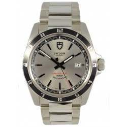 Tudor Grantour Date - 20500N Silver