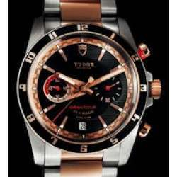 Tudor Grantour Chrono Fly-Back Watch 20551N