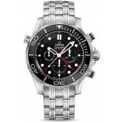 Omega Seamaster 300 M GMT Chronograph 212.30.44.52.01.001
