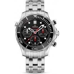 Omega Seamaster 300 M Chrono Diver Chronometer 21230425001001