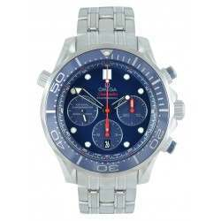 Omega Seamaster 300 M Chrono Diver Chronometer 212.30.44.50.03.001