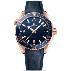 Omega Seamaster Planet Ocean 600 M Chronometer 215.63.44.21.03.001