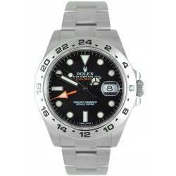 Rolex Explorer II Black Dial Oyster 42.00mm 216570