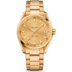 Omega Seamaster Aqua Terra Midsize Chronometer 231.50.39.21.08.001