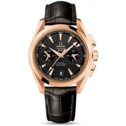 Omega Seamaster Aqua Terra 150 M GMT Chronograph 231.53.43.52.06.001