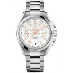 Omega Seamaster Aqua Terra 150 M GMT Chronograph 231.10.43.52.02.001