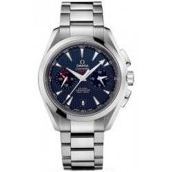 Omega Seamaster Aqua Terra 150 M GMT Chronograph 231.10.43.52.03.001