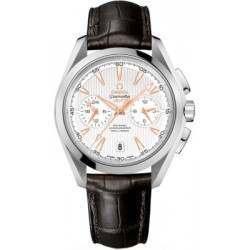Omega Seamaster Aqua Terra 150 M GMT Chronograph 231.13.43.52.02.001