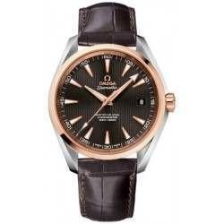 Omega Seamaster Aqua Terra Chronometer 231.23.42.21.06.003