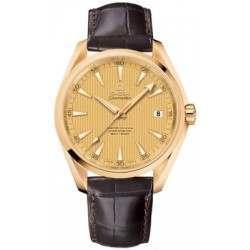 Omega Seamaster Aqua Terra Chronometer 231.53.42.21.08.001