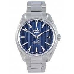 Omega Seamaster Aqua Terra Chronometer 150 M 231.10.42.21.03.003