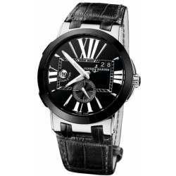 Ulysee Nardin Executive Dual Time 43mm 243-00/42