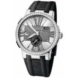Ulysee Nardin Executive Dual Time 43mm 243-00B-3/421