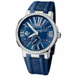 Ulysee Nardin Executive Dual Time 43mm 243-00B-3/43