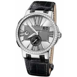 Ulysee Nardin Executive Dual Time 43mm 243-00B/421
