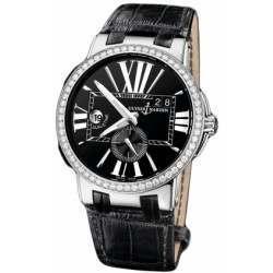 Ulysee Nardin Executive Dual Time 43mm 243-00B/42