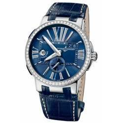 Ulysee Nardin Executive Dual Time 43mm 243-00B/43