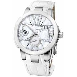 Ulysee Nardin Executive Dual Time Lady 243-10/391