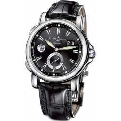 Ulysee Nardin GMT Big Date 42mm 243-55/92