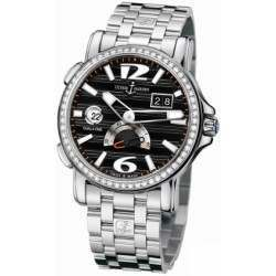 Ulysee Nardin GMT Big Date 42mm 243-55B-7/62