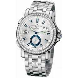 Ulysee Nardin GMT Big Date 42mm 243-55B-7/91