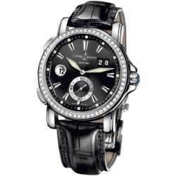 Ulysee Nardin GMT Big Date 42mm 243-55B/92