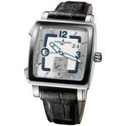 Ulysee Nardin Quadrato Dual Time 243-92CER/601
