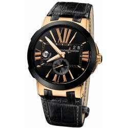 Ulysee Nardin Executive Dual Time 43mm 246-00-5/42