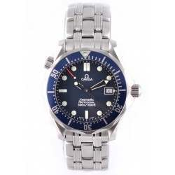 Omega Seamaster Mid Size PreOwned Mint 25618000 front