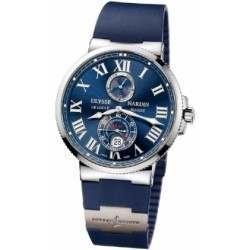 Ulysee Nardin Maxi Marine Chronometer 43mm 263-67-3/43