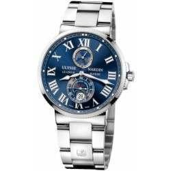 Ulysee Nardin Maxi Marine Chronometer 43mm 263-67-7/43