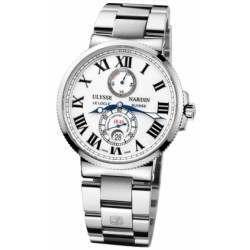 Ulysee Nardin Maxi Marine Chronometer 43mm 263-67-7M/40