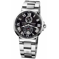 Ulysee Nardin Maxi Marine Chronometer 43mm 263-67-7M/42