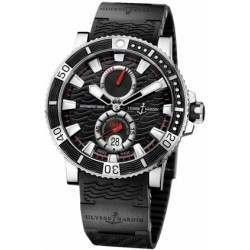 Ulysee Nardin Maxi Marine Diver Titanium 263-90-3C/72