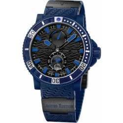 Ulysee Nardin Maxi Marine Diver Blue Sea 263-97LE-3C