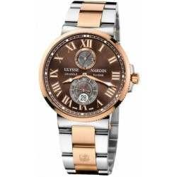 Ulysee Nardin Maxi Marine Chronometer 43mm 265-67-8/45