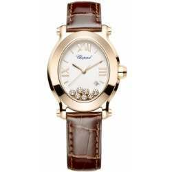 Chopard Happy Sport Oval 7 Floating Diamonds 275350-5001
