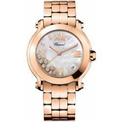 Chopard Happy Sport II Round 36mm 277472-5002