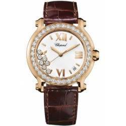 Chopard Happy Sport II Round 36mm 277473-5001