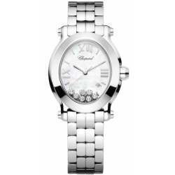 Chopard Happy Sport Oval 7 Floating Diamonds 278546-3003