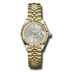 Rolex Lady Datejust 28 Yellow Gold 279178