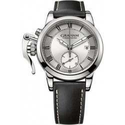 Graham Chronofighter 1695 Silver 2CXAY.S05A
