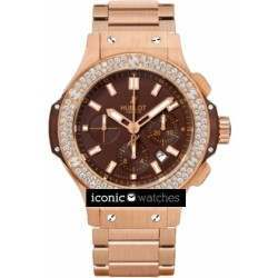 Hublot Big Bang Cappuccino Gold 44mm
