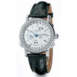 Ulysee Nardin GMT +/- Perpetual 38.5mm 320-28