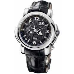 Ulysee Nardin GMT +/- Perpetual 42mm 320-60/62