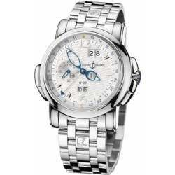 Ulysee Nardin GMT +/- Perpetual 42mm 320-60-8/60
