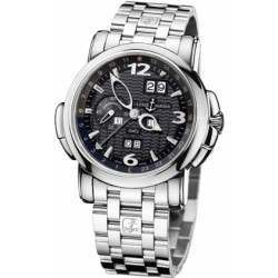 Ulysee Nardin GMT +/- Perpetual 42mm 320-60-8/62