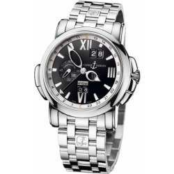 Ulysee Nardin GMT +/- Perpetual 42mm 320-60-8/32