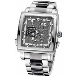 Ulysee Nardin Quadrato Dual Time Perpetual 320-90-8M/69