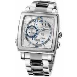 Ulysee Nardin Quadrato Dual Time Perpetual 320-90-8M/91